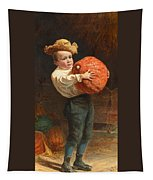 For Thanksgiving Day Tapestry
