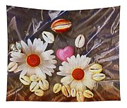 For The Love Of Summer And Life Tapestry