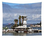Forbes Island Tapestry