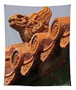 Forbidden City Guardian Tapestry