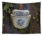 Ford Emblem Tapestry