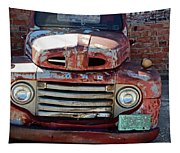 Ford In Goodland Tapestry
