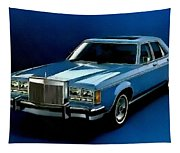 Ford Lincoln Versailles 1981 - American Dream Cars Catus 1 No. 2 H B Tapestry