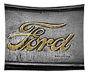 Ford Made In The Usa Tapestry