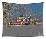Ford Tractor Tapestry