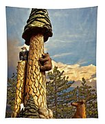 Forest Animals Tapestry