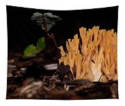 Forest Coral Fungi Tapestry