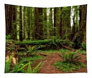 Forest Court Tapestry