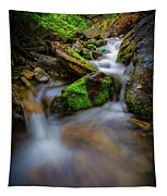 Forest Flow Tapestry