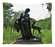 Forest Idyl  Tapestry