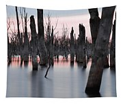 Forest In The Water Tapestry