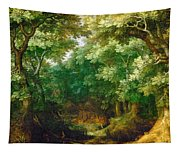 Forest Landscape Tapestry