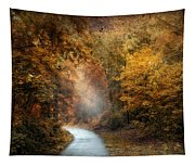 Forest Light Tapestry