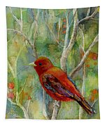 Forest Serenity Tapestry