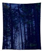 Forest Starlight Tapestry