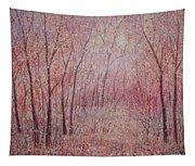 Forest Stillness. Tapestry