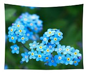 Forget -me-not 4 Tapestry