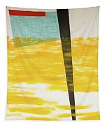 Forms Through Dawn Clouds Tapestry