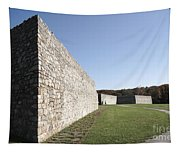 Fort Frederick In Maryland Tapestry