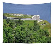 Fort Knox Maine Tapestry