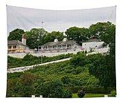 Fort Mackinac Tapestry