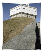 Fort Mcclary - Kittery Maine Usa Tapestry