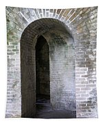 Fort Pickens Entrance Tapestry