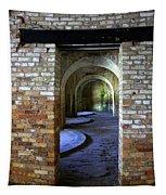 Fort Pickens Interior Tapestry
