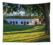 Fort Sewall Marblehead Ma Tapestry