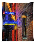 Fort Worth Impressions Scat Lounge Tapestry