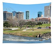 Fort Worth Trinity Park Tapestry