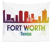 Fort Worth Tx Tapestry