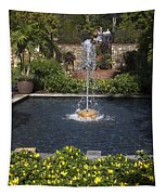 Fountain And Peppers Tapestry