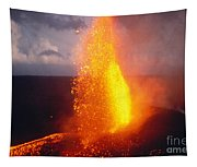 Fountaining Kilauea Tapestry