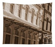 Four Corners In New Orleans Tapestry