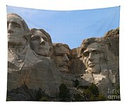 Four Former U S Presidents Tapestry