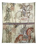 Four Horsemen, 1250 Tapestry