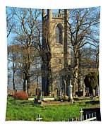 Four Steeples Tapestry
