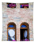 Four Windows Tapestry