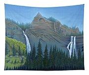 Fourmile Falls And Fall Creek Falls Tapestry