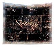 Fourth Of July Celebration Tapestry