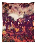 Fourth Of July Tapestry