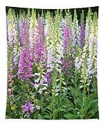 Foxglove Garden - Vertical Tapestry