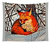Foxy Tapestry