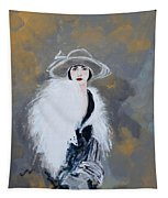 Foxy Lady Tapestry