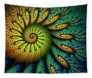 Fractal Abstract 061710 Tapestry