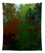 Fractal Landscape 11-21-09 Tapestry