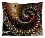 Fractalia Irmania Catus 1 No. 1 H A Tapestry