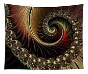 Fractalia Irmania Catus 1 No. 1 H B Tapestry