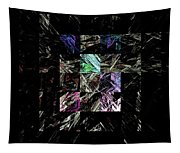 Fractured Fractals Tapestry